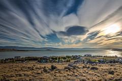Paisaje en El Calafate - HDR 2 (Jos M. Arboleda) Tags: patagonia argentina canon eos jose paisaje cielo otoo 5d lagoargentino hdr elcalafate nwn arboleda markiii ef24105mmf4lisusm josmarboledac
