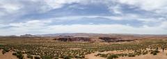 Horseshoe Trail (Chrischoff) Tags: arizona green grandcanyon salvationmountain antelopecanyon