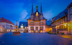 Rathaus in Wernigerode (Andys-eyecatcher) Tags: instagramapp nature art canon europe travel square photography flickr city new geo landscape cityscape detail uww me longtimeexposure night light