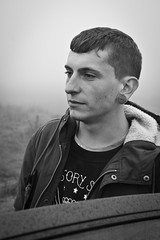 VTKL/Abersoch BTS (Josh Brammeld) Tags: vertikal apparel promo promotional north wales trip 2016 vtkl portrait candid bts behind scenes sony alpha a550 black white