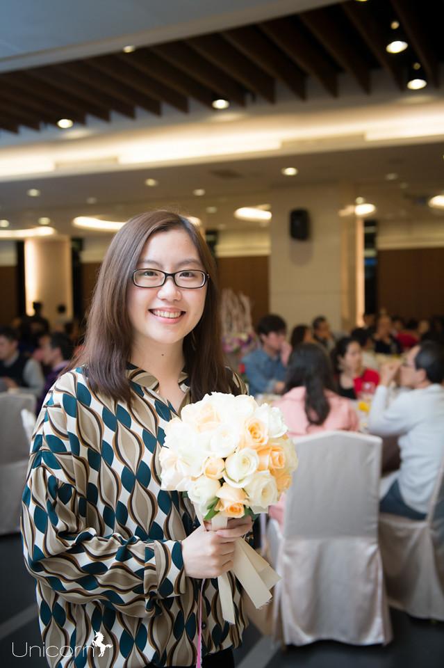 《婚攝一条》志彥 & 馨儀 / 全國大飯店