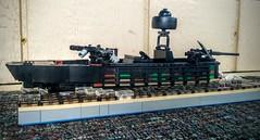 SWCC SOC-R Riverine (Commander Turtles) Tags: brick lego navy seal custom moc riverine swcc socr brickarms