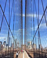 Brooklyn Bridge. Check.