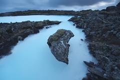 Blue Lagoon (Andri Elfarsson) Tags: blue wallpaper art nature landscape iceland highresolution nikon lagoon 5k d800 freedesktop freewallpaper 1424mm thebluelagooniceland imac5k