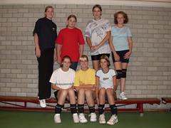 2003 Meisjes B4 - Tr. Janette Meijer