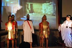 at the Roman Hall (Fellowship Baptist Church - Bacolod) Tags: fbc yps easter2012