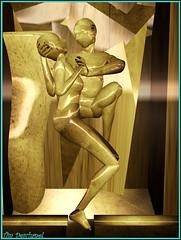La porte des enfers (A.Rodin) (Tim Deschanel) Tags: life door art texture campus tim hell sl second porte zanzibar rodin ecole builder deschanel enfer loda denfu freeloops