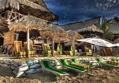 Beach Time !! (Ken Yuel Photography) Tags: sun mexico sand paradise surf surfing nayarit umbrellas beachchairs sayulita beachesofmexico digitalagent kenyuel coronaumbrella wherethehellareyounowxoxo