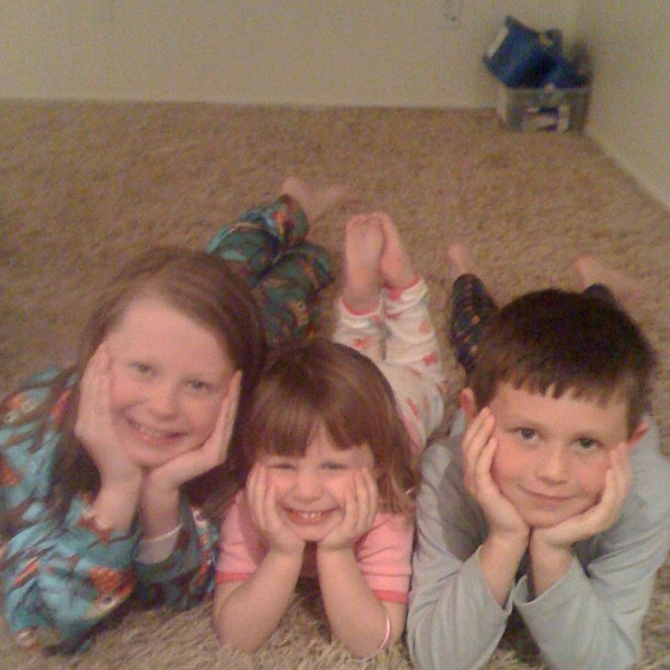My THREE STOOGES!