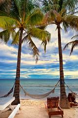 Bohol Beach Club [Explored 04/13/12] (Eddie 11uisma) Tags: sunset seascape beach club canon landscape long exposure mark philippines ii bohol 5d 2470mm f28l soulocreativity1