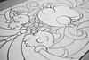 WIP Comisión Montlove (Anita Mejia) Tags: illustration pen ink mexico arte drawing traditionalart pluma dibujo tinta montse ilustración motserrat chocolatita comissiom montlove anitamejia anameja