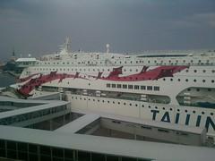 MS Baltic Princess (go-north) Tags: ferry de boat helsinki tallinn finnland ship princess harbour ab baltic line queen galaxy ms aker roro silja oy grupp tallink chantiers latlantique finnyards as ropax cruiseferry