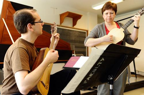 Masterclass Harpsichord/Lute