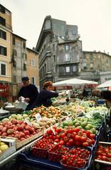 Roma Mercato dei fiori