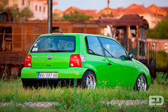 "Maxa's Green VW Lupo • <a style=""font-size:0.8em;"" href=""http://www.flickr.com/photos/54523206@N03/7166554324/"" target=""_blank"">View on Flickr</a>"