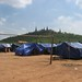 Displaced person's camp- Udong, Cambodia