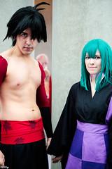 fanime-147 (ohnogc) Tags: costume cosplay convention nanami fanime 2012 fanimecon yasuri katanagatari shichika