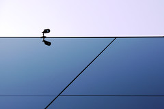 CCTV (Vlad Feoktistov) Tags: camera blue black reflection glass architecture modern reflex big russia brother cctv minimal line panasonic international crime spy minimalism simple minimalistic sochi   authoritarian    gf3  mirrorless    totalitorism