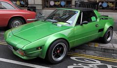 Fiat X1/9 Abarth, Bertone, c1978 (Chappells10) Tags: cars car fiat autos classiccars automobiles sportscars carpics carphotos bertone italiancars fiatx19 voituresanciennes bristolitaliancarshow marcellogandini worldcars fiatx19abarth