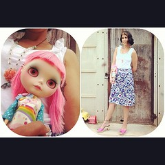 Sunday outfit and doll