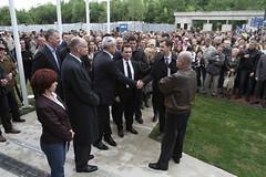 Boris Tadić u poseti Naučno – tehnološkom parku na Zvezdari