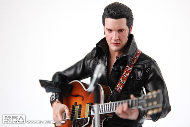 "Enterbay × 壽屋 貓王 Elvis Presley "" '68 COMEBACK SPECIAL 開箱報告"