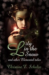 Lily in the Snow & Other Elemental Tales (Old Line Publishing) Tags: portrait woman plant green floral girl beautiful beauty face fashion female forest hair leaf model pretty hand looking symbol artistic magic innocent creative goddess young style folklore elf fairy fantasy attractive flare mysterious imagination sensuality creature legend nymph tranquil myth mythical republicofmontenegro