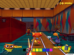 bg44_640w (furballs_dc) Tags: cat pc screen beta prototype dreamcast alpha juliette brownbear grizzlybear furballs furfighters newquackcity worldquackcenter