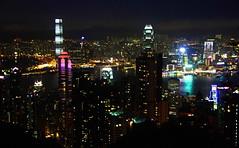 HongKong at night (Phc Tho) Tags: travel hongkong asia conference citiesatnight hitho m dulch nightandlight langthang chu thnhph