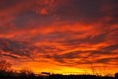 Atardecer en Santiago (ifoto.cl) Tags: chile santiago sky atardecer colores cielo uoa thok thokrates nabulen