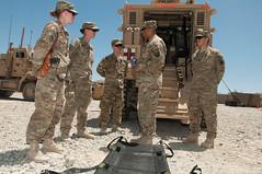 CSM Capel meets with line medics (ResoluteSupportMedia) Tags: afghanistan harper bfc engineers capel rce ghazni battlefieldcirculation wardakprovince fobshank logarprovince csmcapel tfbulldog sgtharper csmcapps