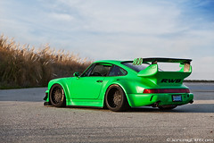 """Pandora One"" RAUH Welt-BEGRIFF (RWB) Porsche for Total 911 Magazine (jeremycliff) Tags: ocean california chicago canon print european euro 911 fast turbo german porsche custom rwb feature 2012 welt 964 illest rauh fatlace jeremycliff myacreativecom wekfest thephotomotivecom jeremycliffcom rwbporsche rauhweltporsche total911magazine total911com jcliff"