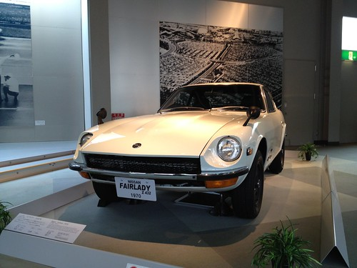 Nissan Fairlady Z 432 Model PS30, 1970