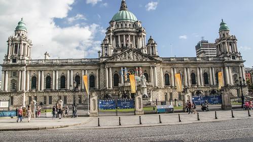 Belfast City Hall - May 2012