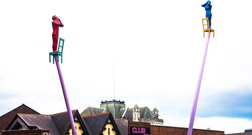 Public Art In Belfast By Paddy McCann