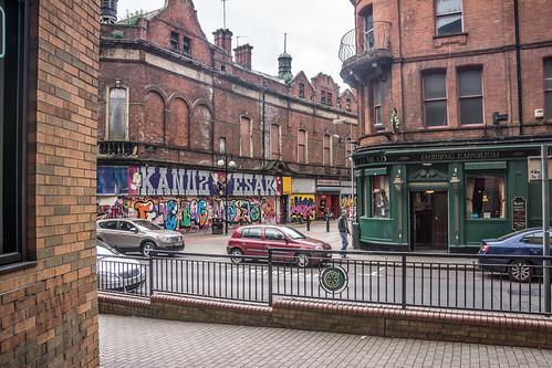 North Street (Belfast) - Imbibing Emporium