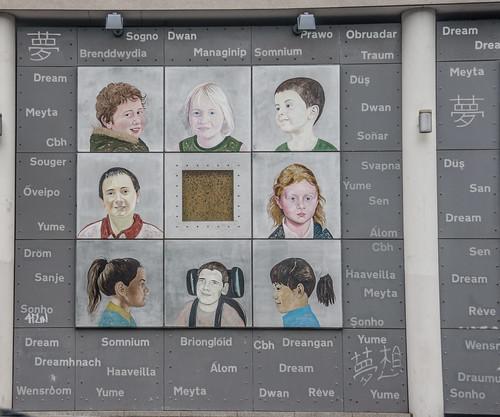 Oxford Street In Belfast - Dreams By Rita Duffy