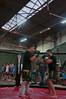 Sous l'oeil du maître (jessibelaidene) Tags: sport combat tours freefight entraînement