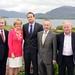 EPP Group Bureau Meeting   l-r: Gay Mitchell MEP, Head...