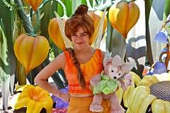Fawn and Shellie (EverythingDisney) Tags: bear disneyland disney pixie fairy fawn duffy pixiehollow shelliemay disneyland632012