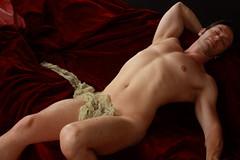 Mark (Zefrog) Tags: shirtless portrait man sexy muscles studio topless maleform zefrog