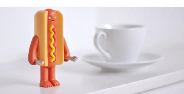 圖像團隊YumYum的首波玩具官網照片