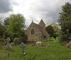 Bricklehampton, Worcestershire, St Michael and All Angels. (Tudor Barlow) Tags: england spring churches worcestershire listedbuilding parishchurch tamron1750 bricklehampton gradeblistedbuilding