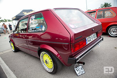 """VW Golf Mk1 • <a style=""""font-size:0.8em;"""" href=""""http://www.flickr.com/photos/54523206@N03/7362482600/"""" target=""""_blank"""">View on Flickr</a>"""