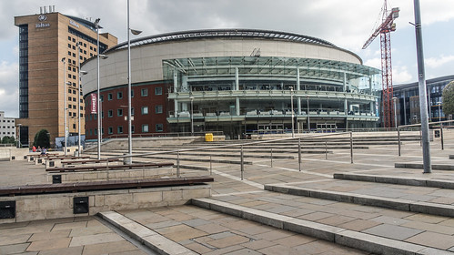 The Waterfront Hall Belfast