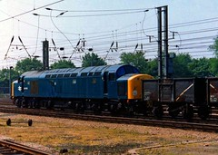 40025 Preston 31578 (24082CH) Tags: preston class40 40025