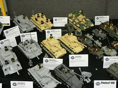 World War Brick 2012 (icemanjake624) Tags: lego brickarms brickmania gibrick