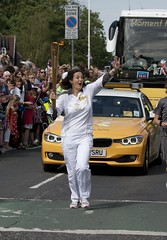 Olympic Torch in Beverley (mark_fr) Tags: london june jack franklin michael claire rebecca yorkshire 18th karen east flame torch erica olympic hull hughes beverley 19th hutchinson 2012 inman yorks gibbons