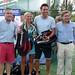 sandra rodriguez y willy gonzalez subcampeones mixta padel torneo padel san miguel el candado junio 2012
