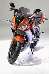 HX 250R Headlamps (NA.dir) Tags: auto show nikon expo motorcycles bikes hero motor tamron vc f28 hx 2014 greaternoida 250r 1750mm d3100 motocorp 12thautoexpo